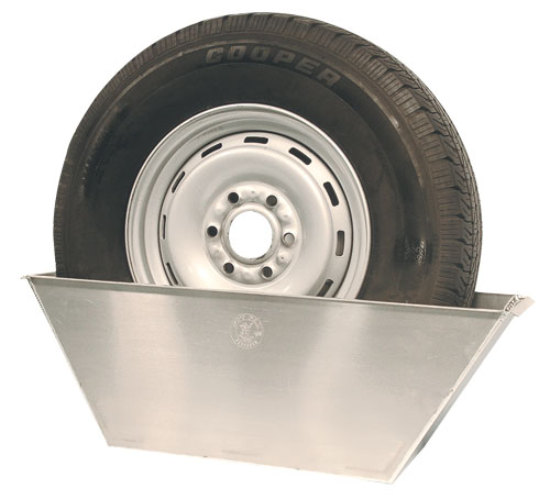 Pit Pal Spare Trailer Tire Trough Free Shipping