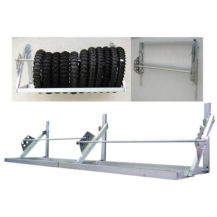 Pit Posse 4/8 Ft Universal Tire Rack